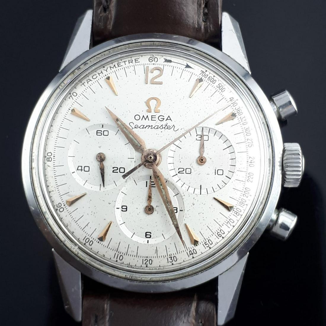 Omega - Vintage Chronograph Cal 321 - Men - 1901-1949