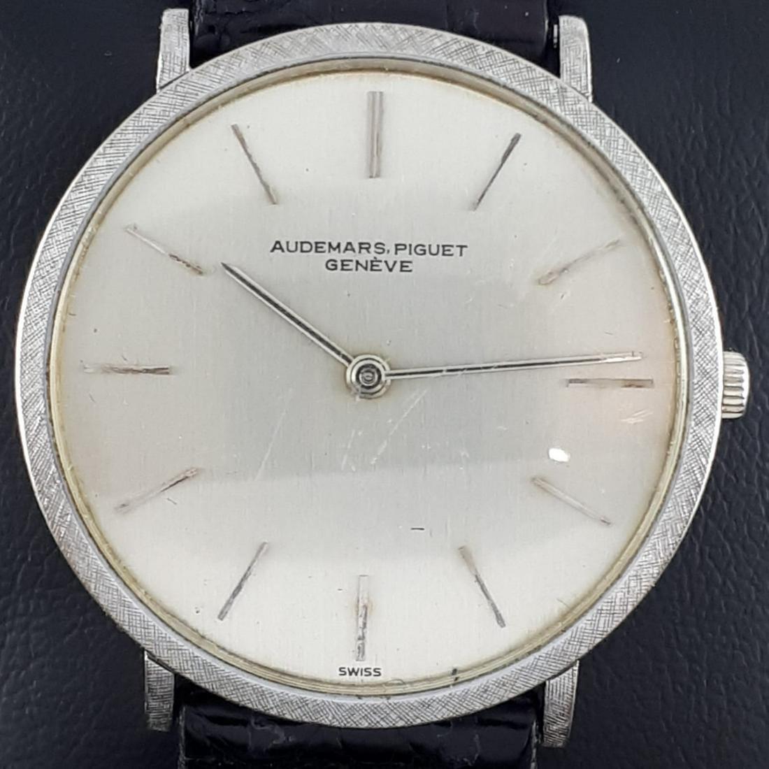 Audemars Piguet - Vintage Ultra Thin Dresswatch