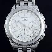 Longines - Flagship chronograph automatic - L4.718.4 -