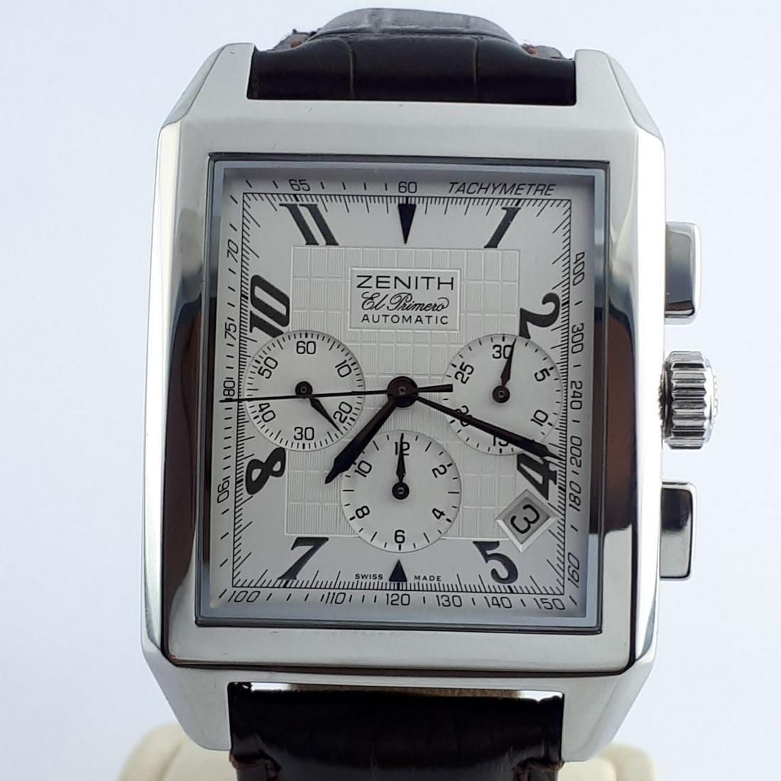 Zenith - Grande Port Royal Chronograph - 03.0550.400 -