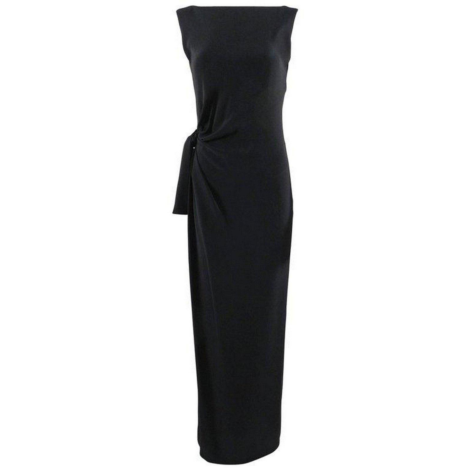 Yves Saint Laurent Vintage AW 1998 Haute Couture Black