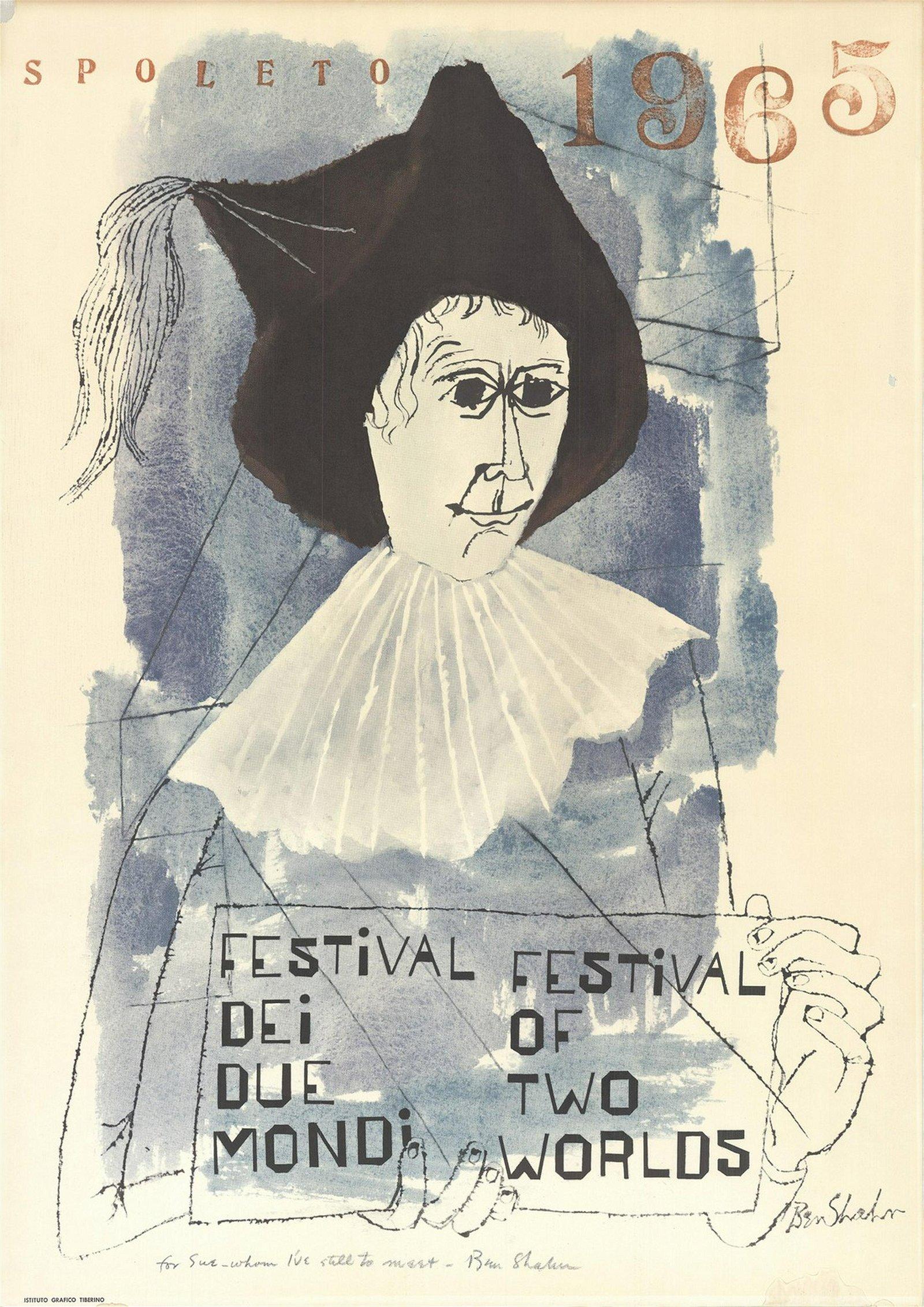 Ben Shahn: Spoleto Festival
