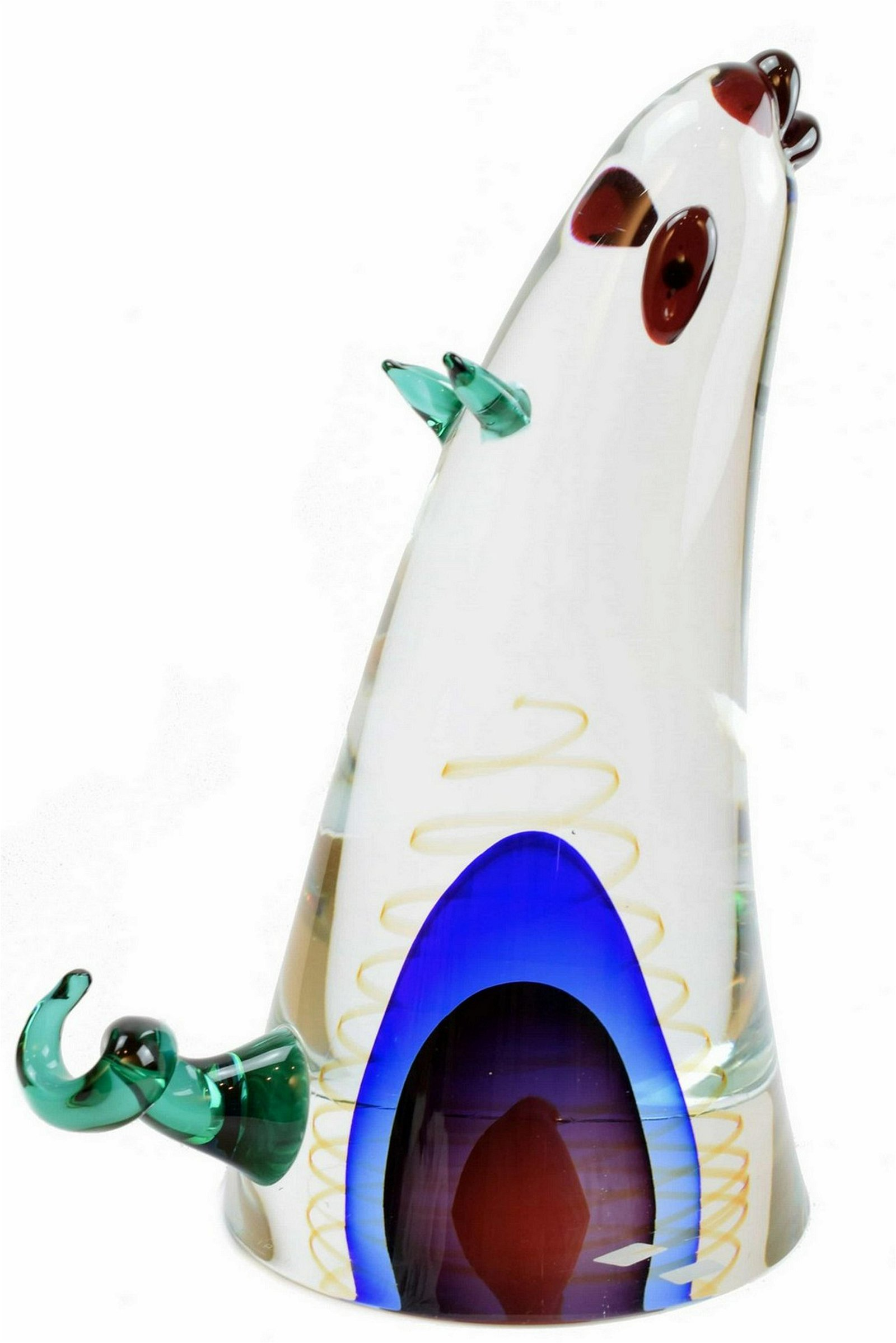 Giuliano Tosi - Sommerso scuplture signed