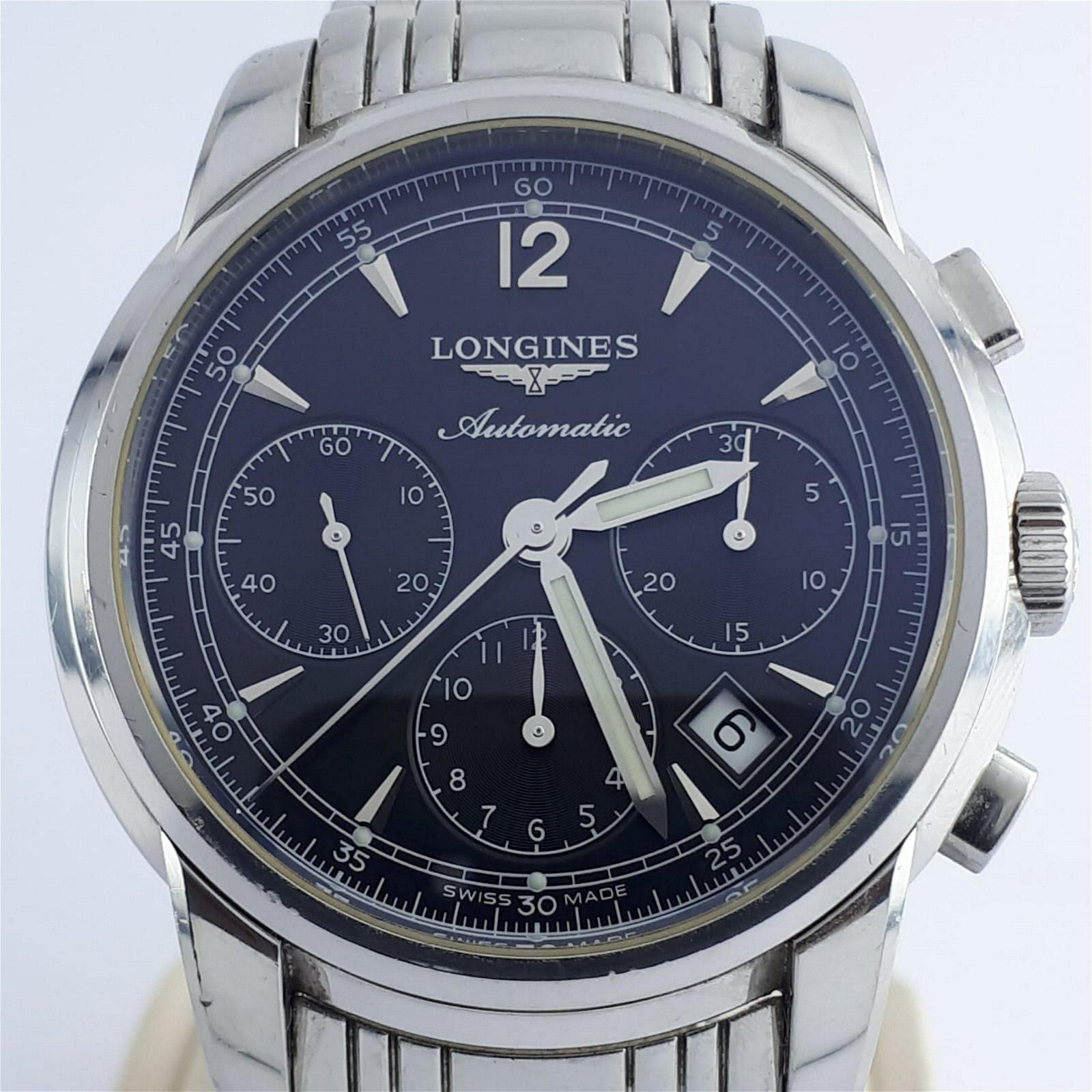 Longines - Saint-imier Automatic Chronograph - L2.752.4