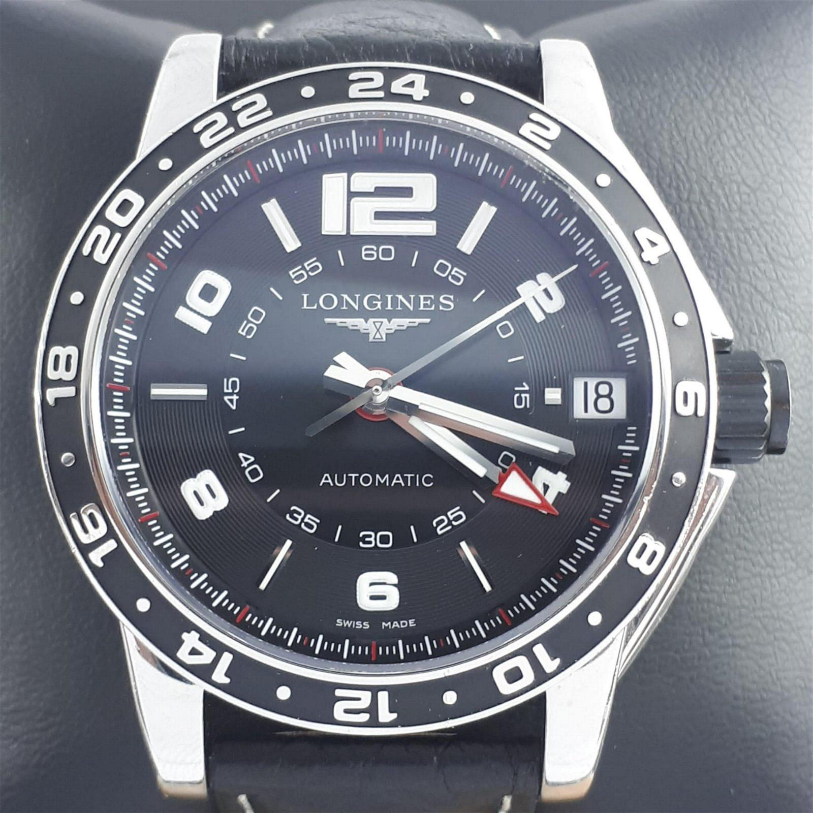 Longines - Admiral GMT - L3.668 - Men