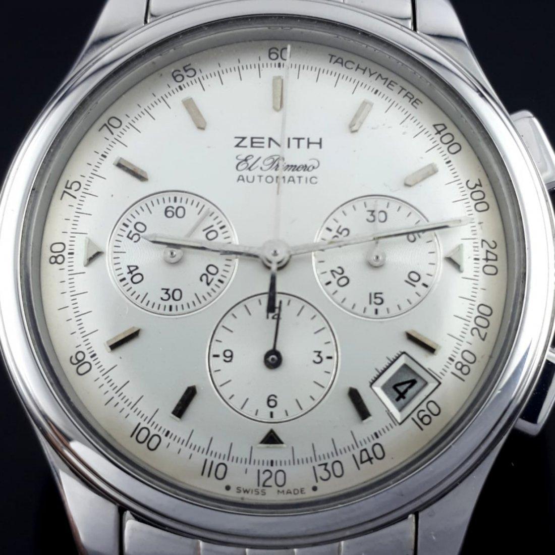 Zenith - El Primero Chronograph Automatic - 02.0500.400