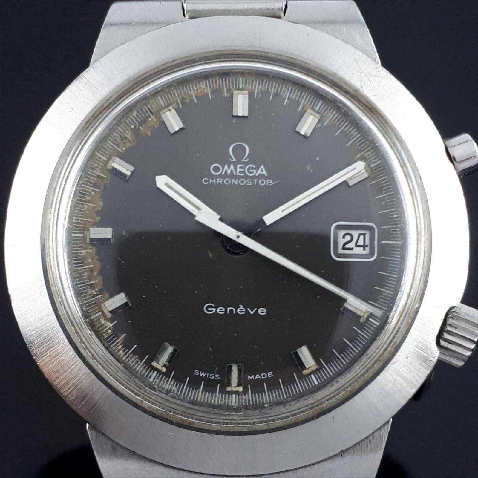 Omega - Vintage Chronostop - Men - 1970-1979