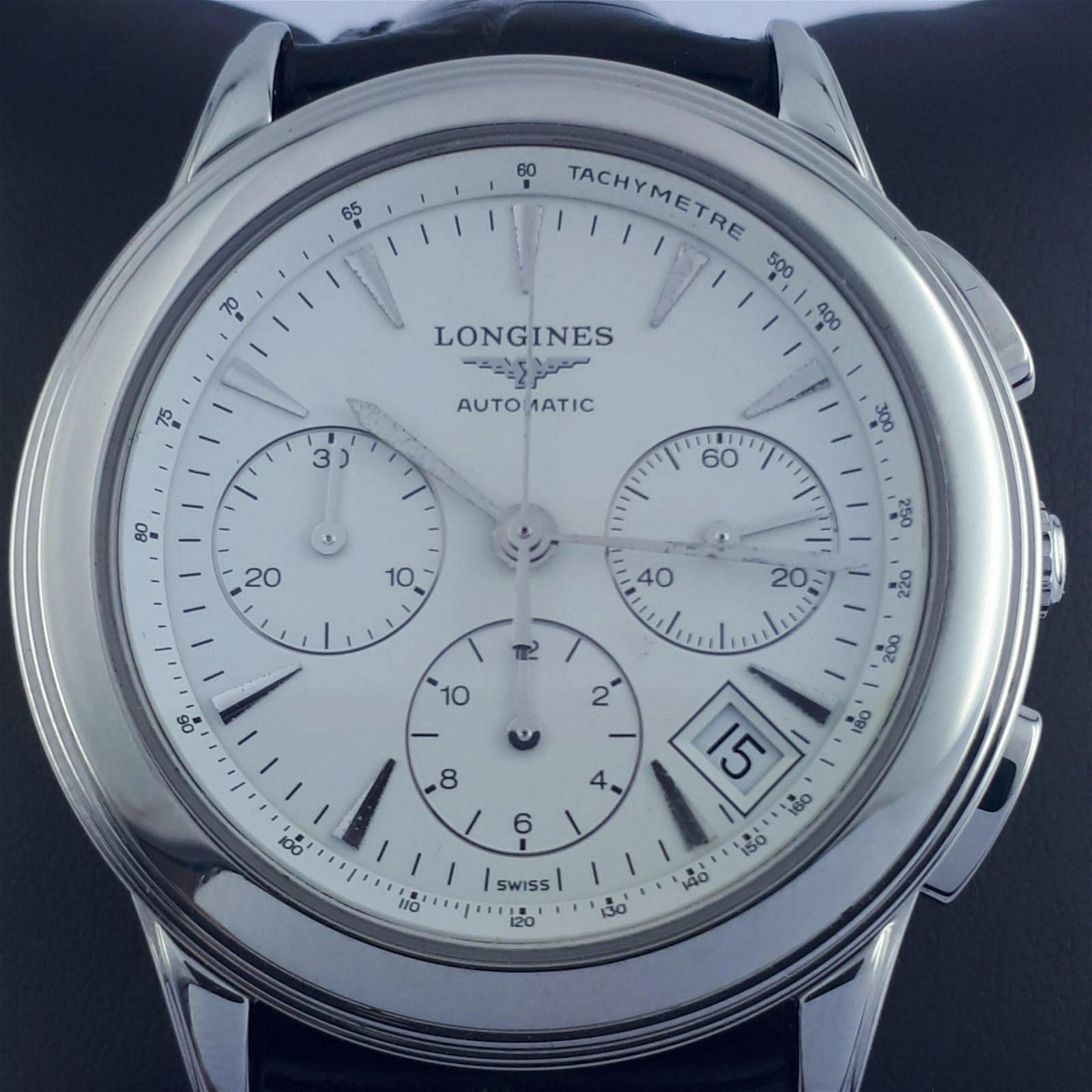 Longines - Flagship Automatic Chronograph - L.650.2 -
