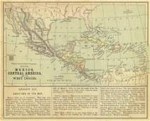 Mexico, Central America, and the West Indies.