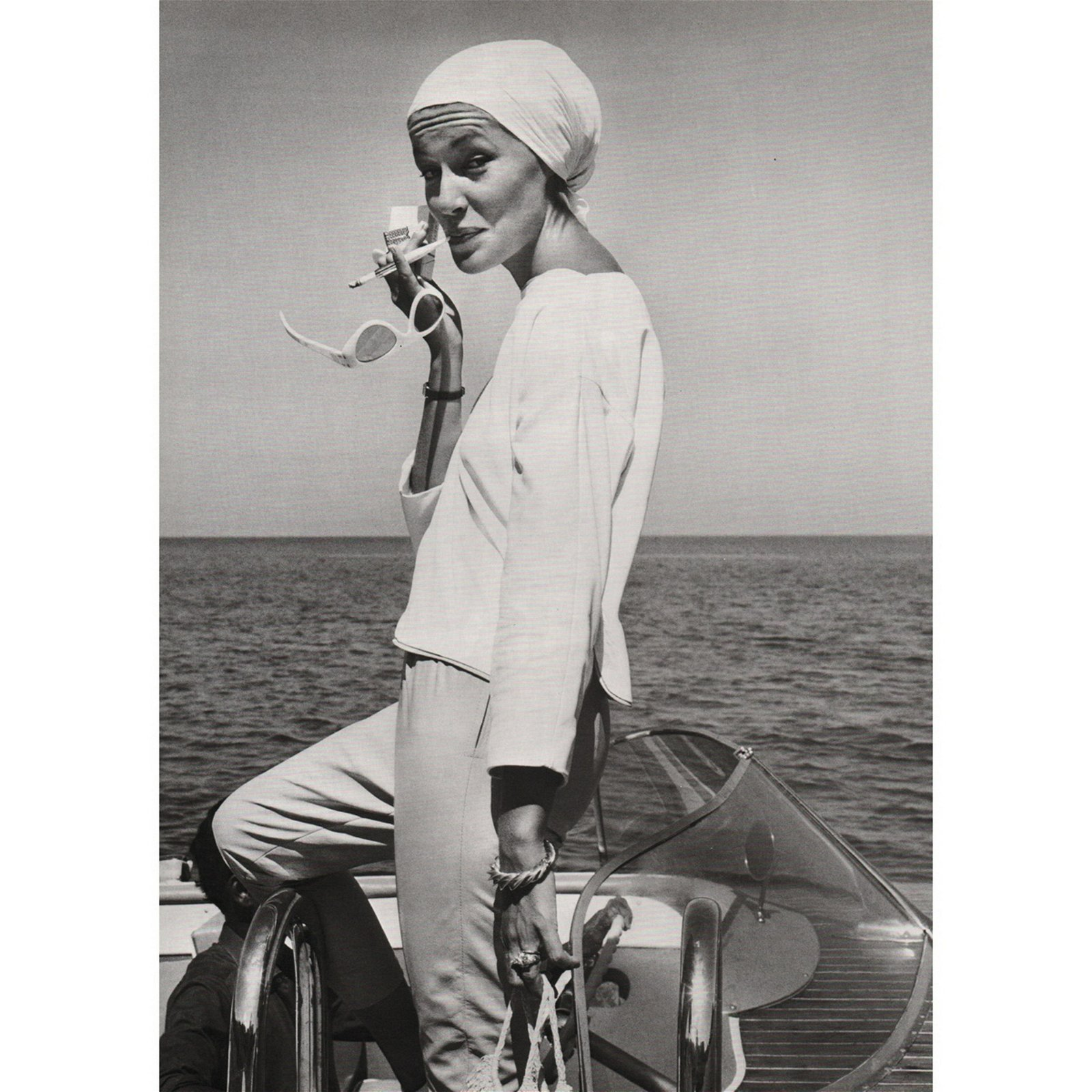 RICHARD AVEDON - Liz Pringle, Jamaica 1959