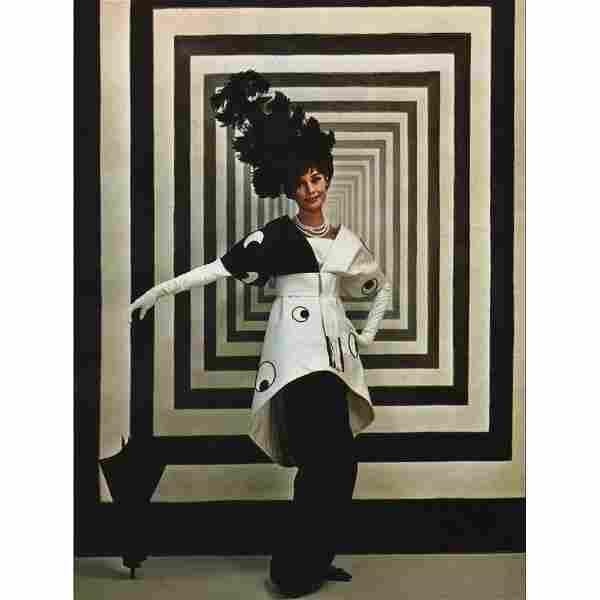 "CECIL BEATON - Audrey Hepburn as ""My Fair Lady"""