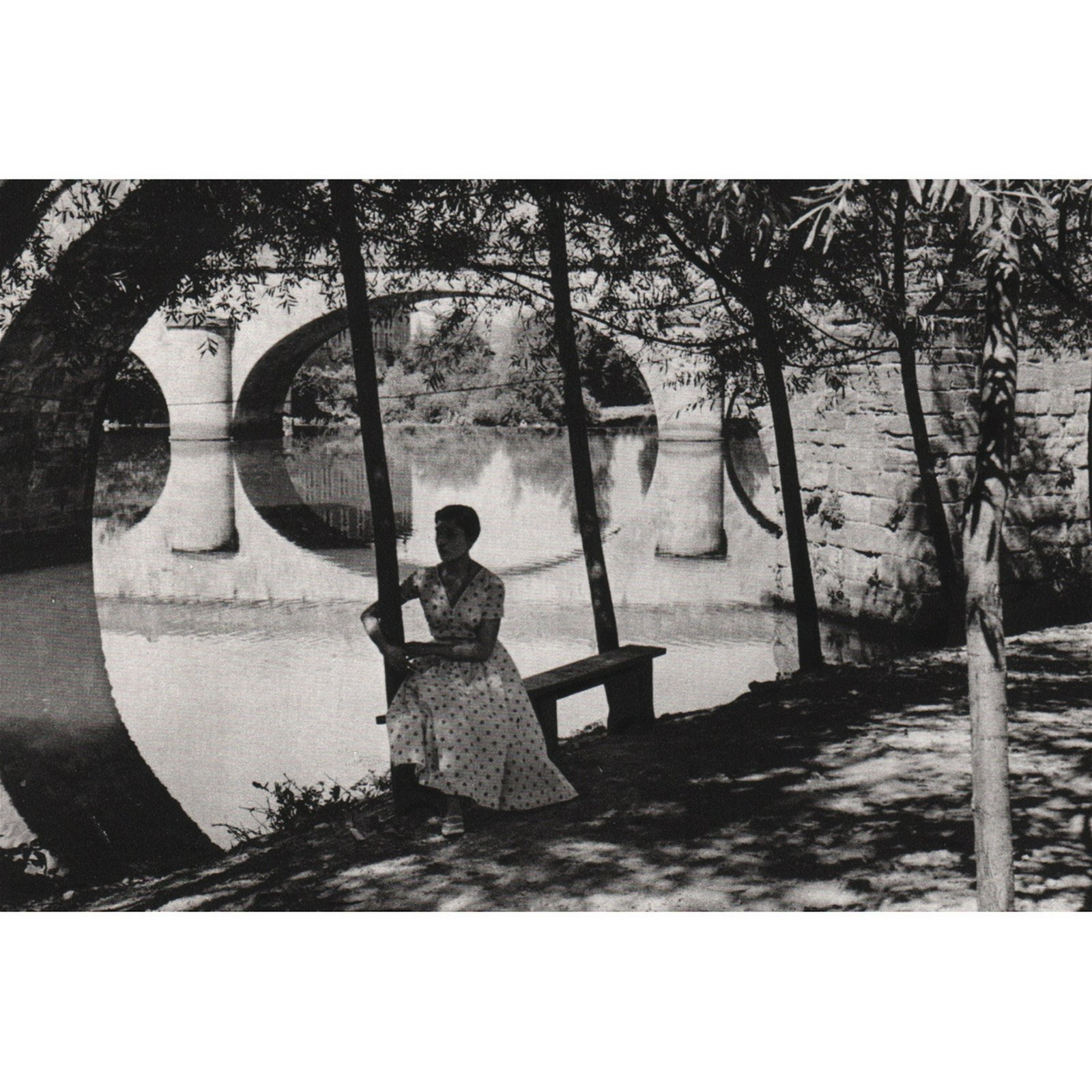 EDOUARD BOUBAT - Espaglion, 1953