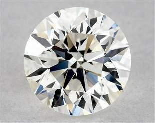 IGI Certified 0.70 Ct G VS1 Round Brilliant Diamond