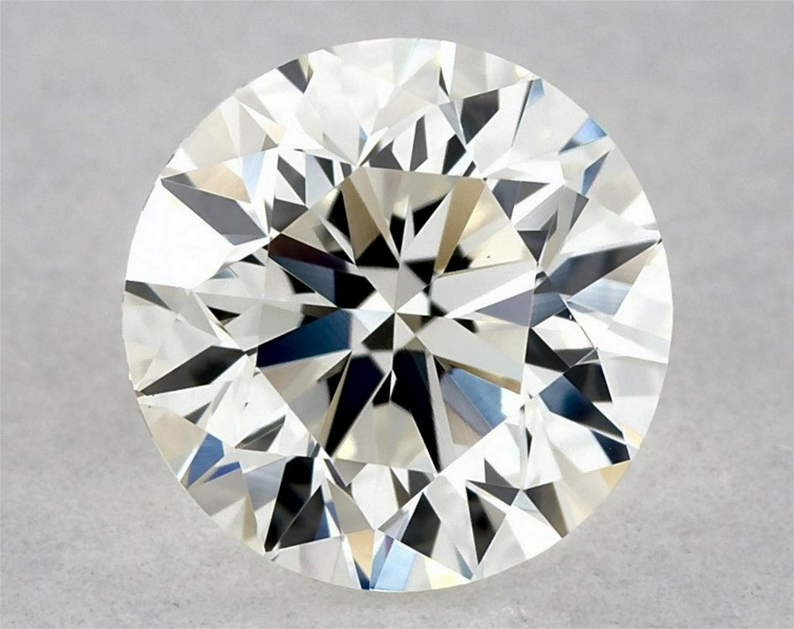 IGI Certified 0.70 Ct G VS1 Round Brilliant Diamond