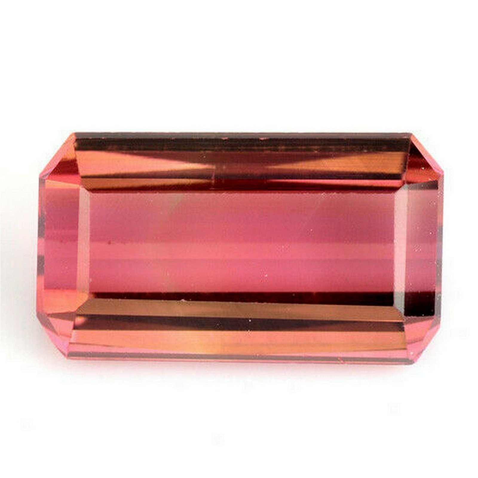 3.92 ct natural AIG certified tourmaline