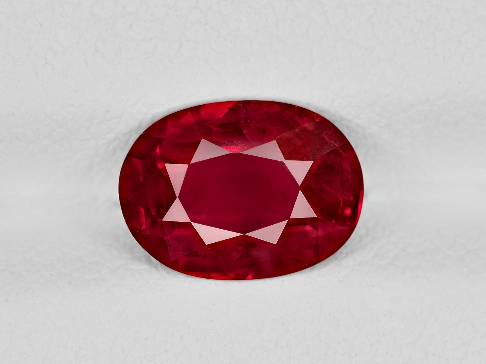 Ruby, 2.31ct, Mined in Tanzania, Certified by GRS