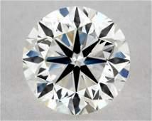 IGI Certified 0.81 Ct G VVS2 Round Brilliant Diamond