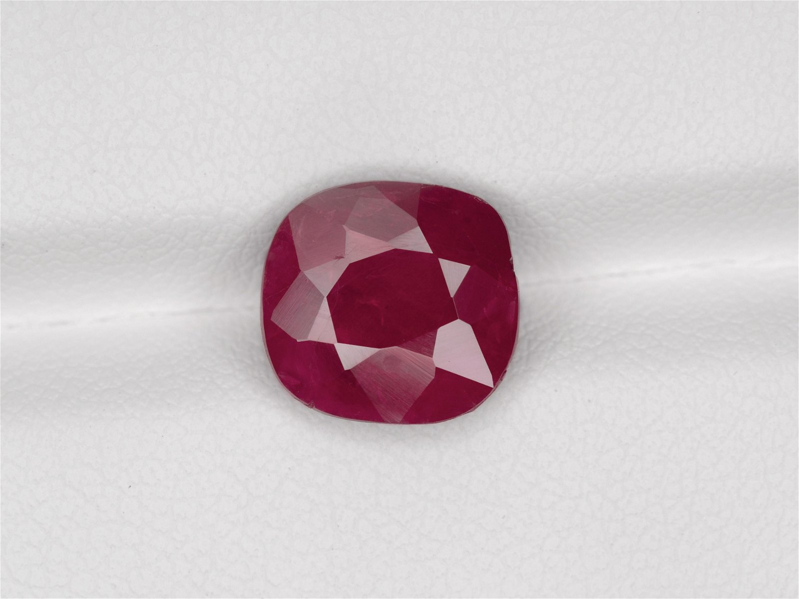 Ruby, 4.03ct, Mined in Burma, Certified by GRS