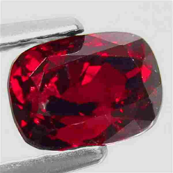 1,68 ct Natural Top Deep Red Spinel
