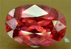 520 ct Natural Untreated Rubelite Tourmaline from
