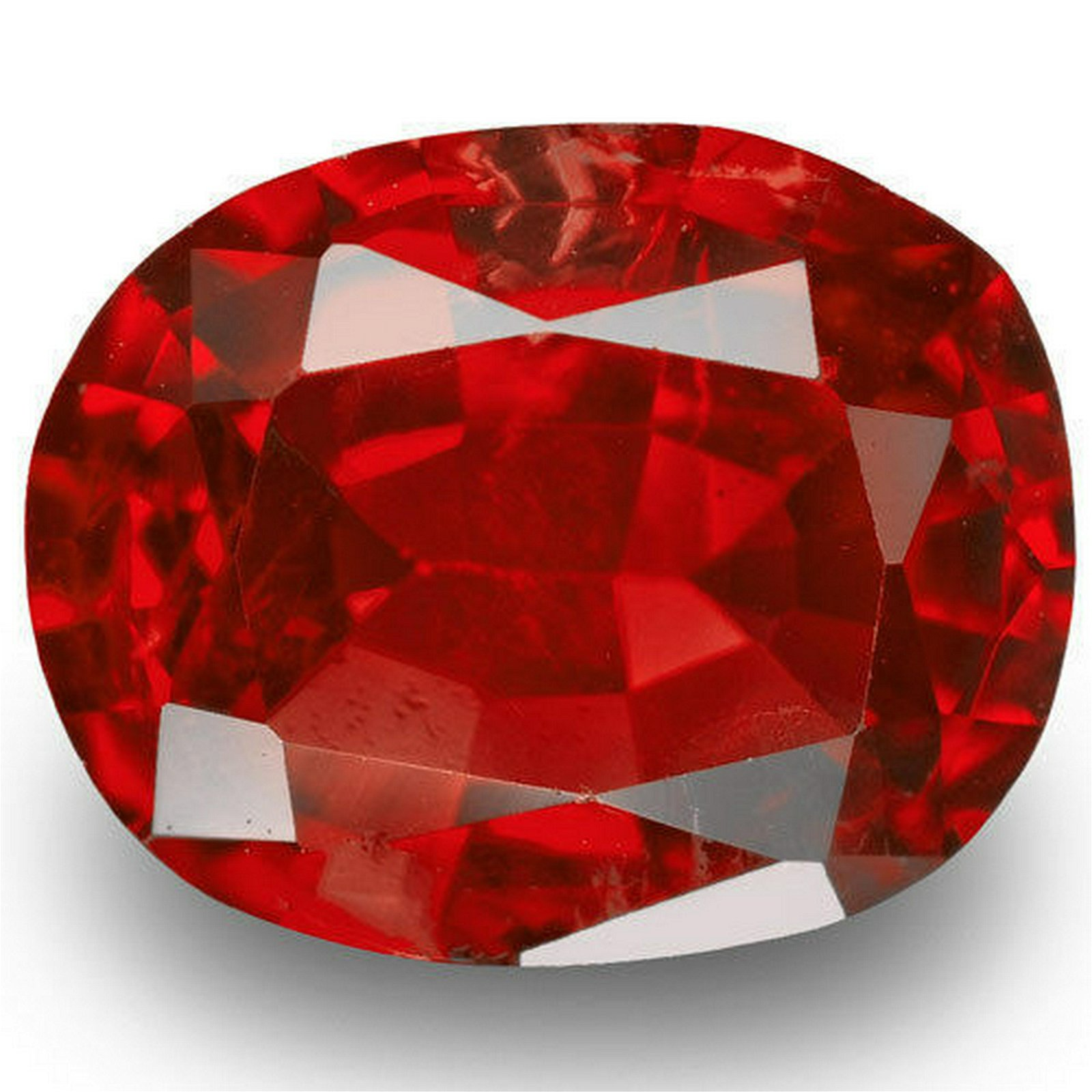 BURMA Spinel 1.04 Cts Natural Untreated Red Oval