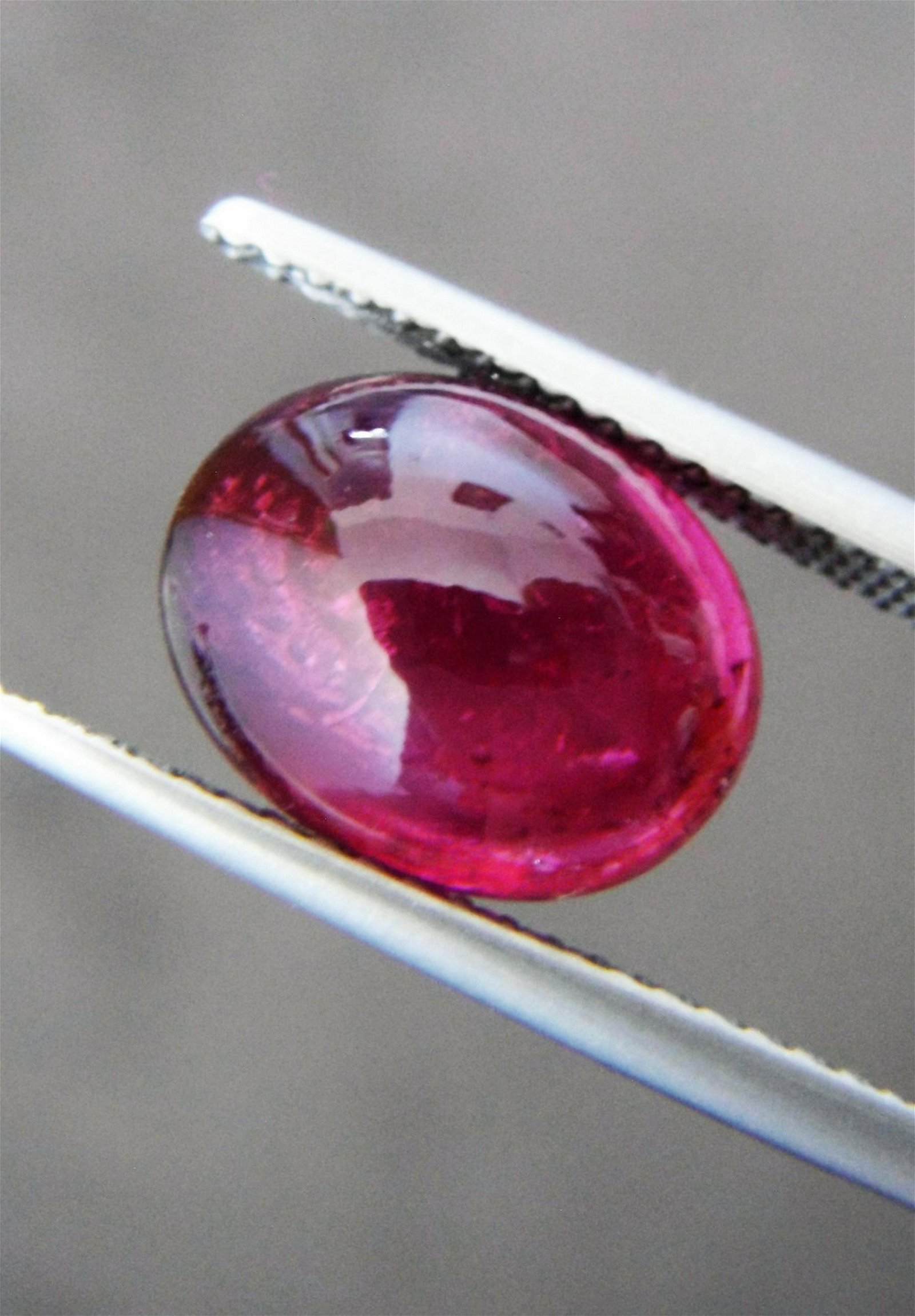 Rubellite Certified - 4.55 ct