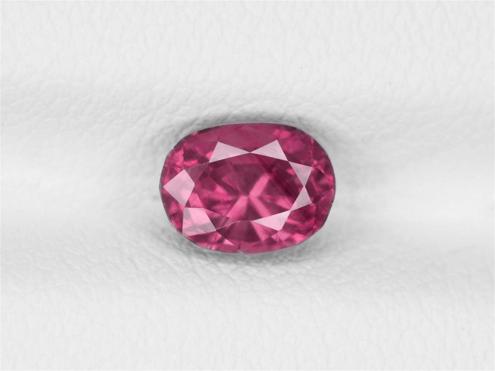 Pink Sapphire, 1.18ct, Mined in Pakistan, Certified by