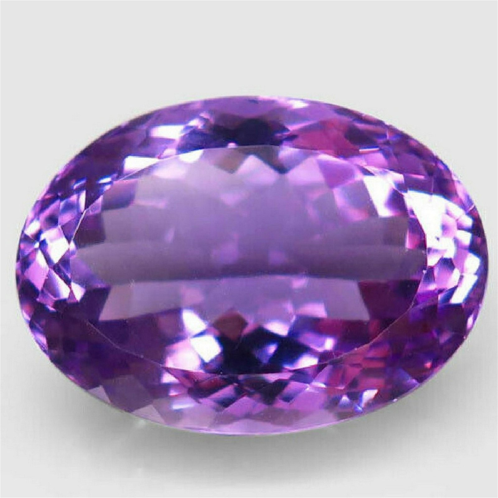 17,04 ct Natural Rich Purple Amethyst