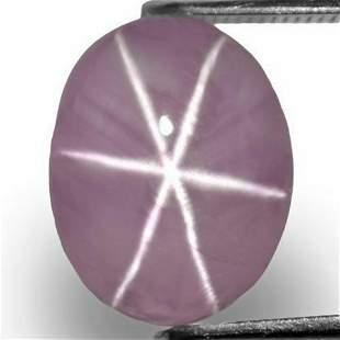 4.30-Carat Unheated Ceylon Star Sapphire with
