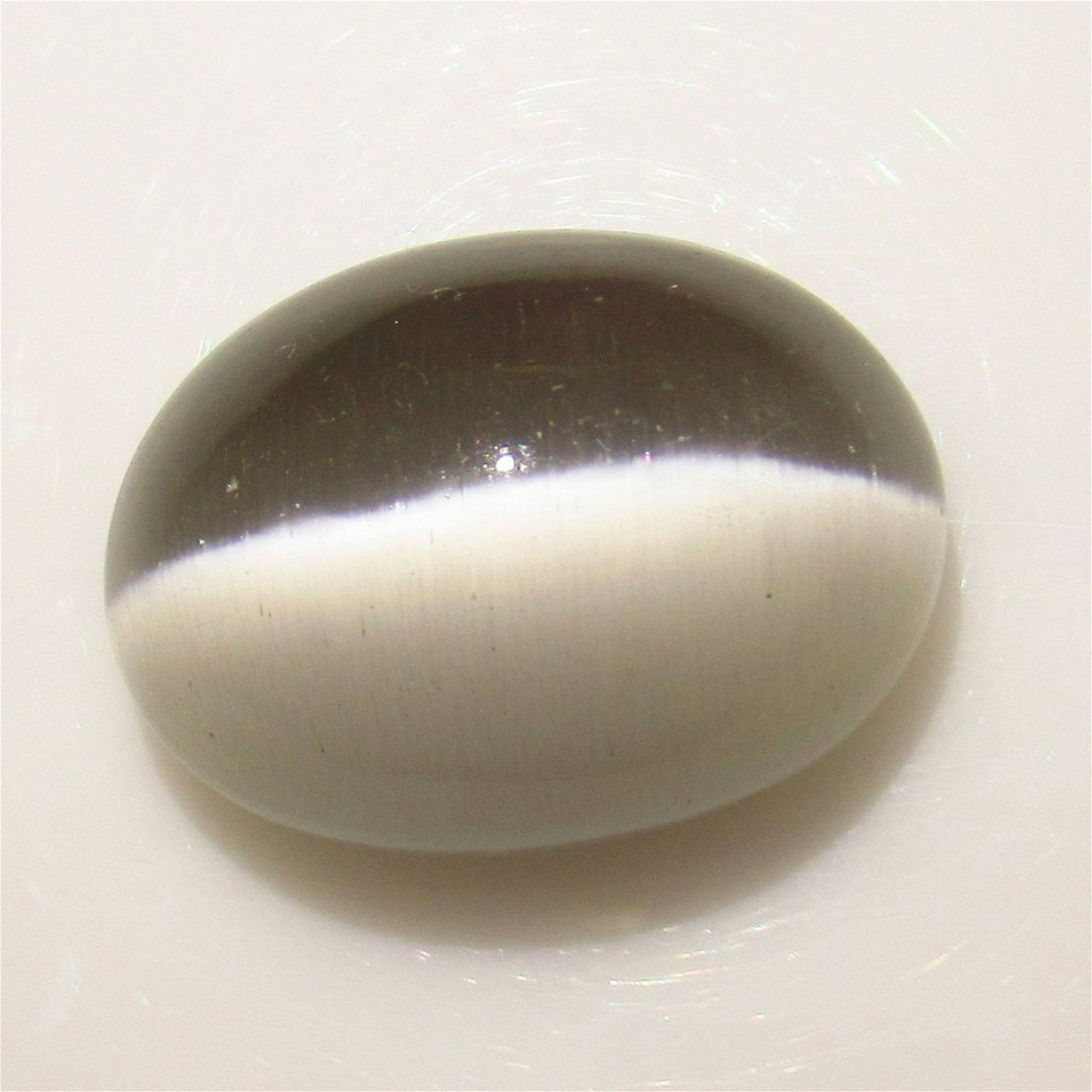 45.80 Ct Genuine Moonstone Catseye Oval Cab