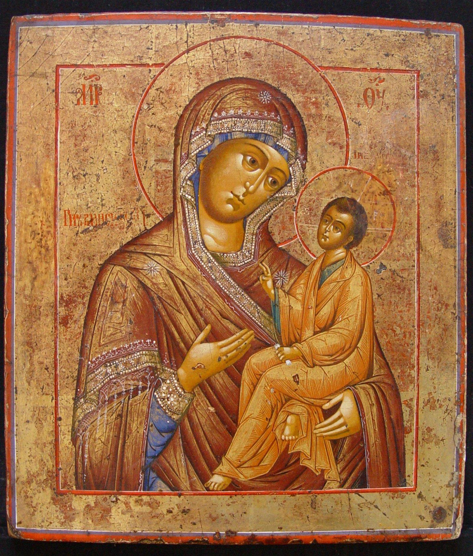 Mothergod  of Tichvin