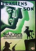 A MAN SEES RED - 1934 SWEDISH POSTER - AMAZING BUCK