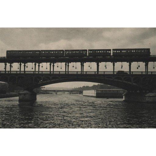 Mario Bucovich Pont De Passy Paris