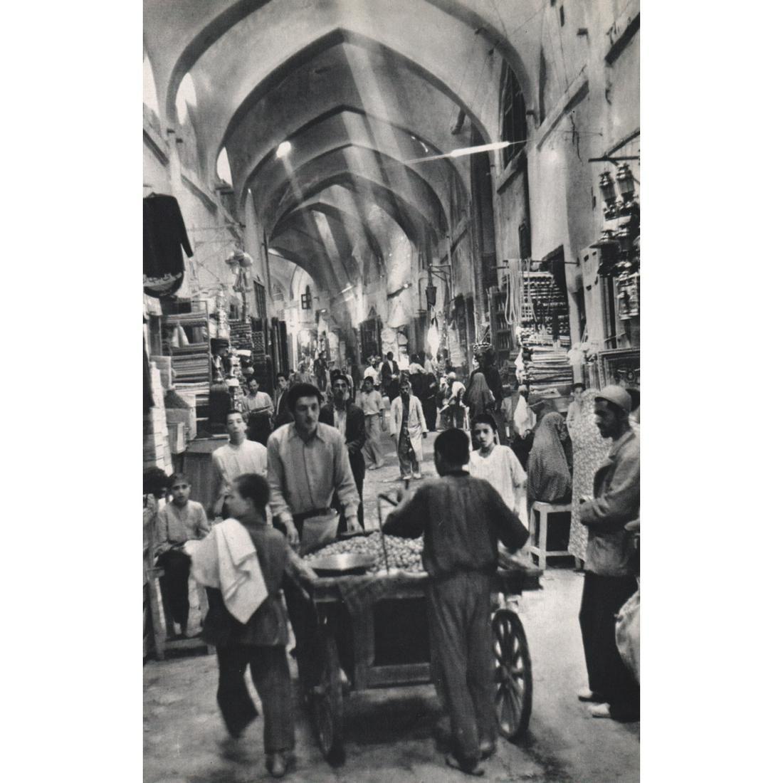 HENRI CARTIER-BRESSON - Isfahan, Iran 1950