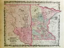 Minnesota & The Dakota's.