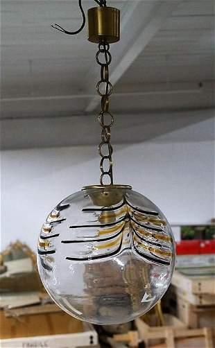 Vintage Murano Globe