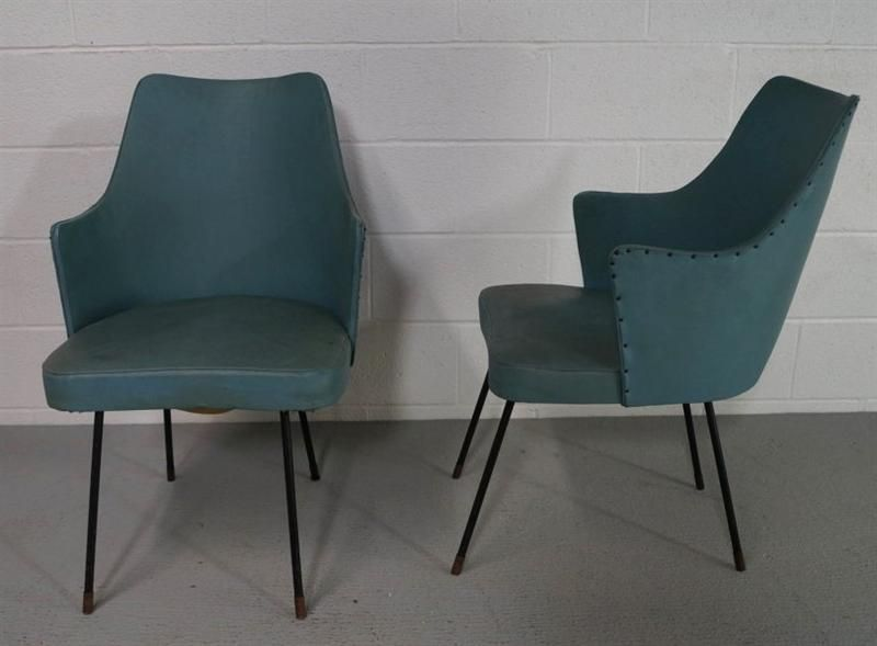 Vintage Chairs by Borsani