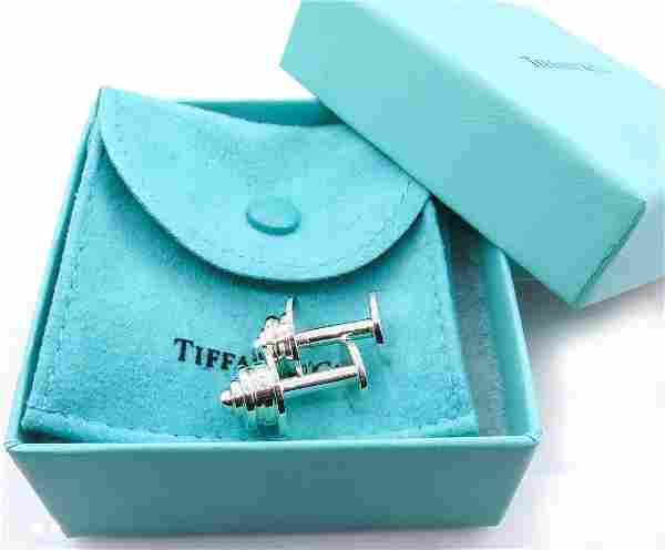 Authentic TIFFANY & Co Paloma Picasso Sterling Silver