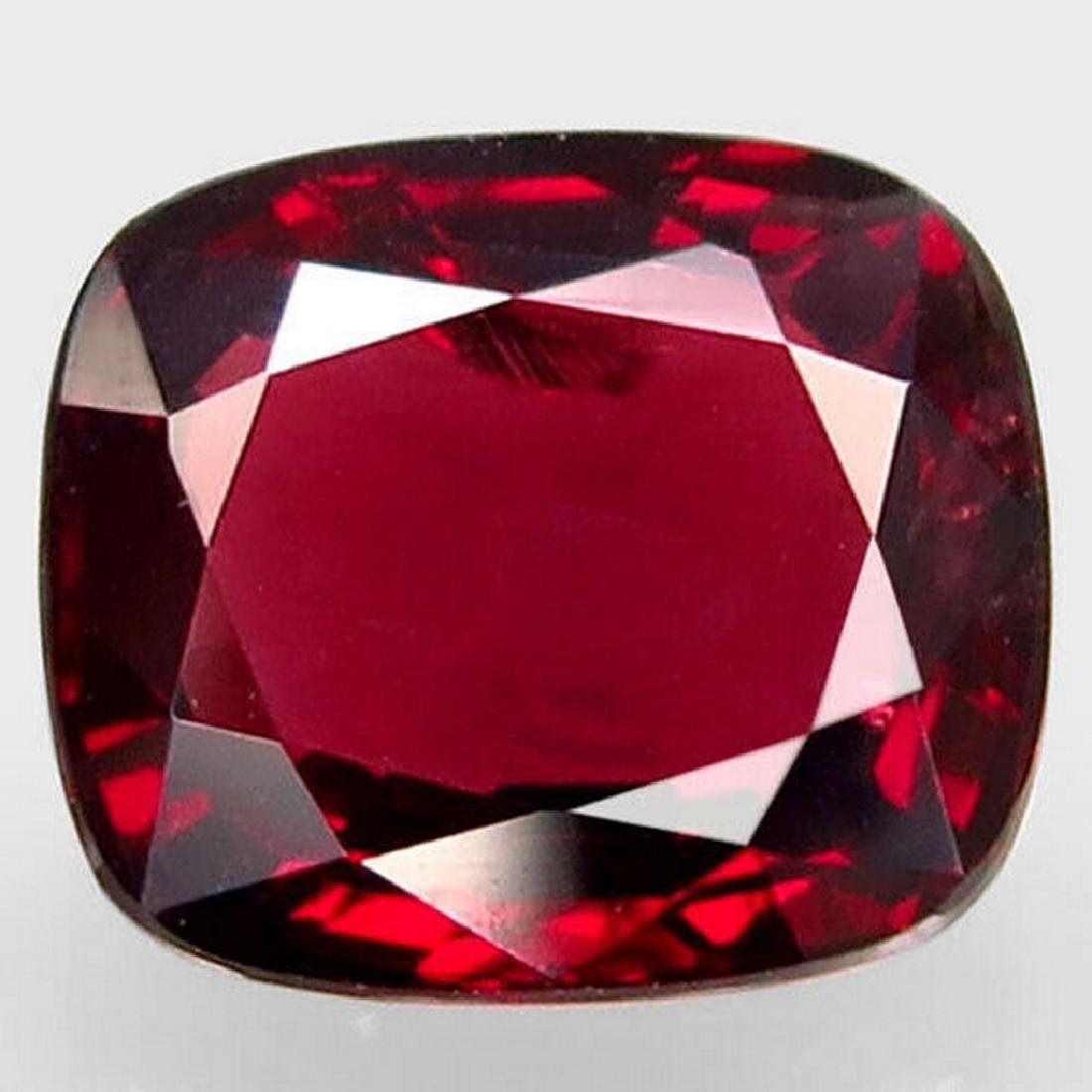 2,00 ct Natural Deep Red Spinel