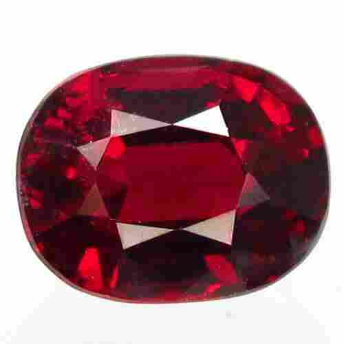 Natural Top Red rhodolite garnet