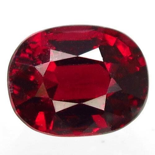 Natural Top Red rhodolite garnet
