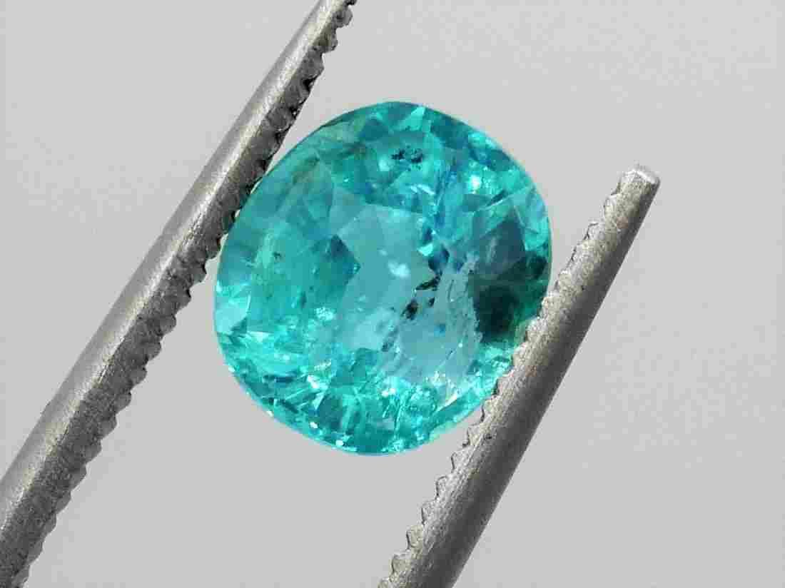 Apatite 1.76 ct **Certified IGI**