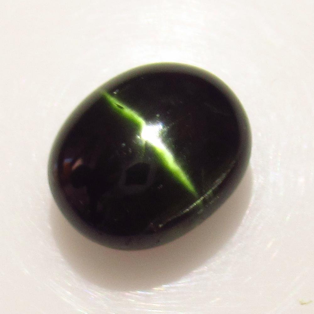 4.98 Ct Genuine Kornerupine Catseye 10.5 mm Oval Cab