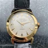 ULYSSE NARDIN Men's 18kt Solid Gold Automatic Dress