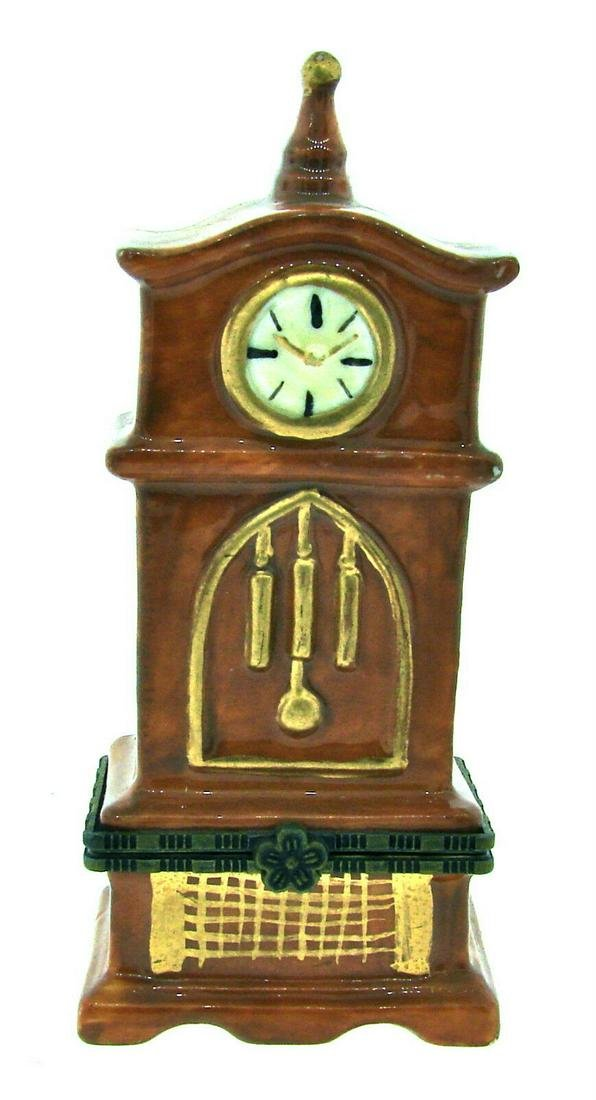 CUTE Clock Tower Jewelry Box!