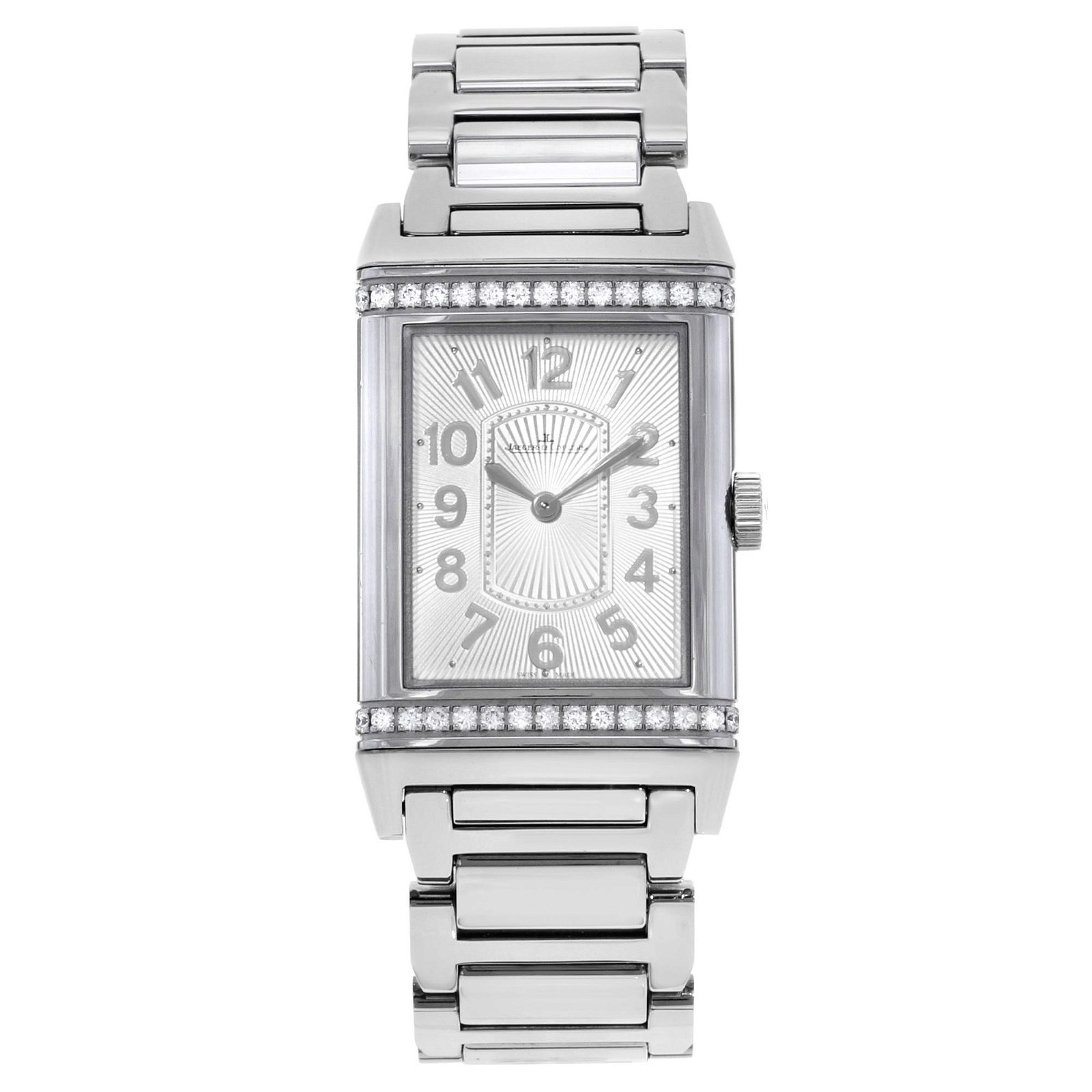 Jaeger LeCoultre Grand Reverso Ultra Thin Steel Manual