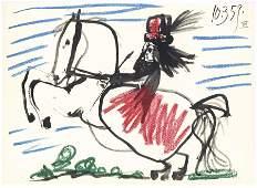 Pablo Picasso Toros y Toreros