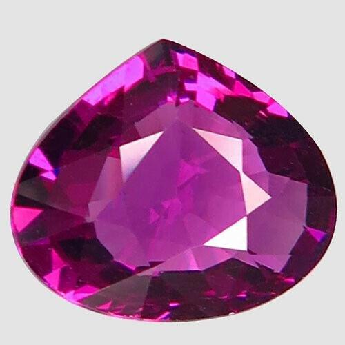 2.68 ct natural pink Rhodolite Garnet