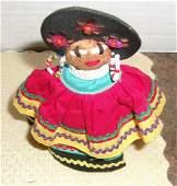Seminole Indian Doll /Native American / Ethnic Island