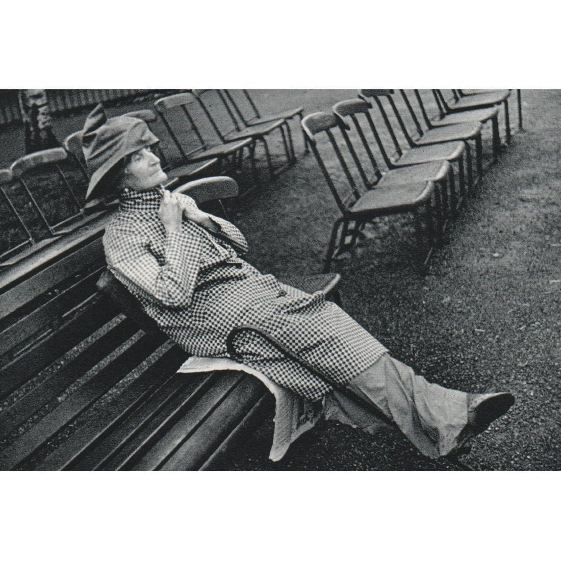 HENRI CARTIER-BRESSON - London, 1938